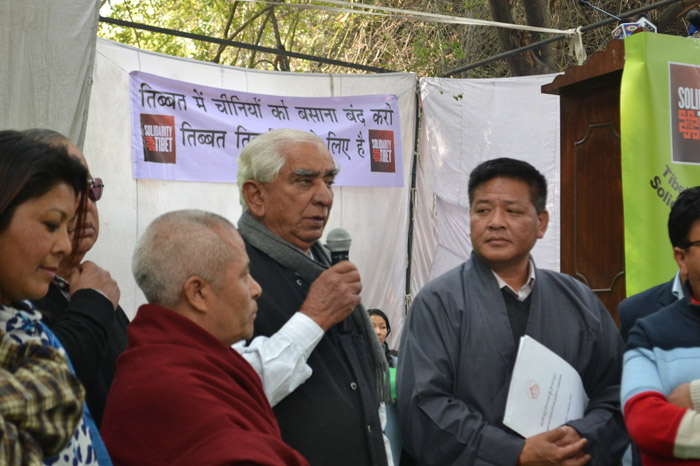 Shri Jaswant Singh with TPIE Speaker